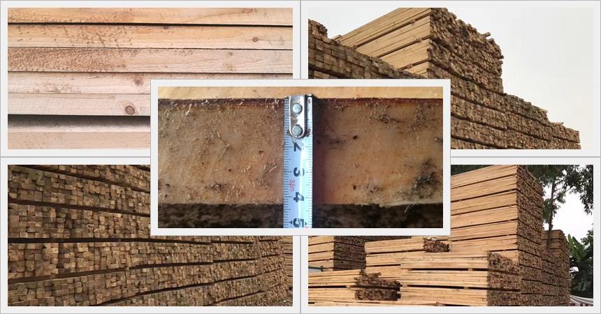如何检测建筑木方的含水量?
